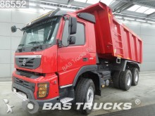 camión Volvo FMX 400 6X4 Manual Big-Axle Euro 3
