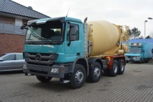 camion calcestruzzo rotore / Mescolatore Mercedes