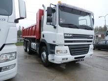 ciężarówka wywrotka dwustronny wyładunek DAF używana