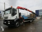 camion Iveco Stralis STRALIS 310 BL 6X2 + FASSI F130