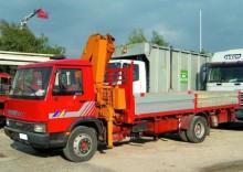 camion Iveco Eurocargo ML 100 TECTOR 109.14