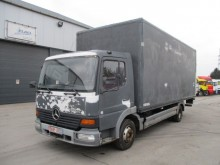 camion Mercedes Atego 815 (FULL STEEL SUSPENSION)