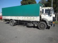 camión lona corredera (tautliner) caja abierta entoldada DAF