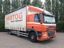 camion DAF FA CF85.340 Euro3 Manual