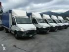 camion Iveco Daily 35C15 L CASSONE CENTINATO 4.20