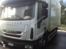 camión Iveco Eurocargo 100E18 P FRIGO+PEDANA
