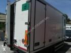 camion frigo Iveco incidentato
