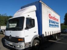 camion rideaux coulissants (plsc) autres PLSC Mercedes occasion