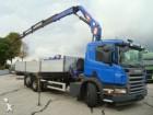 camion Scania SCANIA P380 LB GRU PM RADIOCOMANDO
