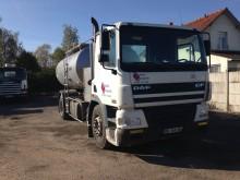 used DAF food tanker truck