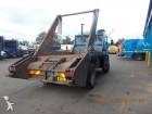 used DAF skip truck