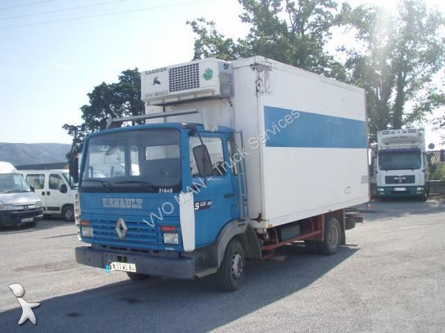 Camion renault frigo carrier monotemperatura gamme s 120 4x2 euro 0 usato n 1477667 - Garage renault cavaillon ...