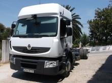 camión chasis Renault usado