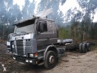 camion isotermico Scania usato