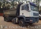 camião MAN TGA 35.410