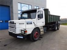 camión Scania 113 H 320 HAUBER/TORPEDO