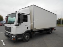 camion fourgon polyfond MAN occasion