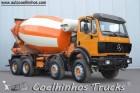 camion Mercedes SK 3234