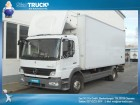 camion Mercedes Atego 1222L Tiefkühler Thermoking Fahrt & Stand