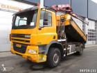 camion benă trilaterala Ginaf second-hand