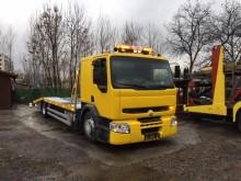 ciężarówka pomoc drogowa-laweta Renault używana