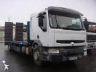 camião porta máquinas Renault usado