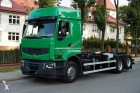 ciężarówka Renault PREMIUM / 410.26 / / HAKOWIEC HYVA / MANUAL