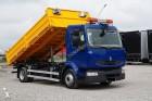 ciężarówka Renault MIDLUM / 220.12 / MANUAL / WYWROTKA 3 STRONNA