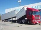 camião basculante cerealífera Scania usado