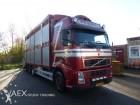 camión Volvo FH12-420 I-Shift 2 Deks Veewagen Belast beweegba