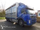 camión Volvo FM 460 Globetrotter Manuel 2 Deks Veewagen Belas