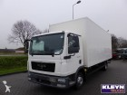 MAN TGL 12.220 E5 MANUAL AIRCO truck