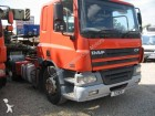 used DAF horse truck