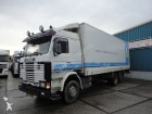 camion furgon Scania second-hand