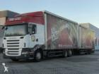 gebrauchter Scania LKW Koffer