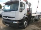 camión caja abierta estándar Renault usado
