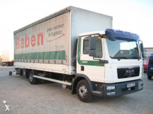 camion rideaux coulissants (plsc) MAN