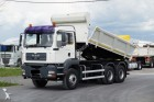 camion MAN TGA / 33.350 / / WYWROTKA / HYDROBURTA