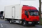 ciężarówka izoterma Iveco używana