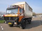 Mercedes 1722 4x4 Overlander/Expeditie truck