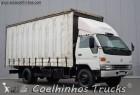 camión lonas deslizantes (PLFD) Toyota usado