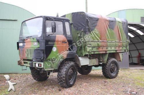 used renault trm flatbed truck 2000 4x4 diesel euro 6 n 1509379. Black Bedroom Furniture Sets. Home Design Ideas