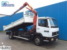 Mercedes 1317 Manual, EFFER 6600, Steel suspension truck