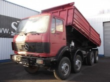 camion Mercedes 3028 V8 8x4 , Spring Suspension