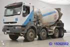camión Renault Kerax 420 - 8X4