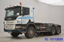 camion Scania P380-6X4