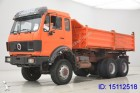 camion Mercedes 2628-6x6