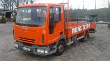 camion plateau ridelles Iveco occasion