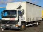 vrachtwagen Volvo FL6 14 SCHUIFZEIL