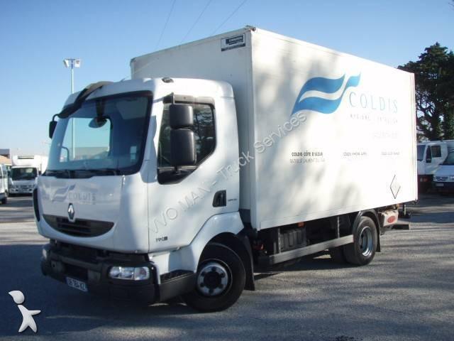 Camion renault fourgon midlum 190 dxi gazoil euro 4 hayon occasion n 1526345 - Garage renault cavaillon ...